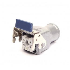 Корпус EBM05PU36 з розеткою переносний з фіксатором EMAS