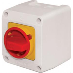Корпус для кулачкового перемикача 10-16-25A PSK12 IP54 EMAS