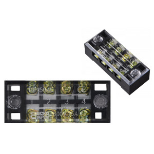 Клеммная колодка ТВ 1504 (4п х 15А) АсКо
