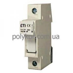 Разъединитель 400V VLC 8 1p ETI