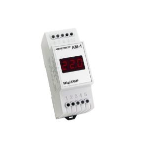 Амперметр Ам -2 однофазный Энергохит, АC 1-50А DIN