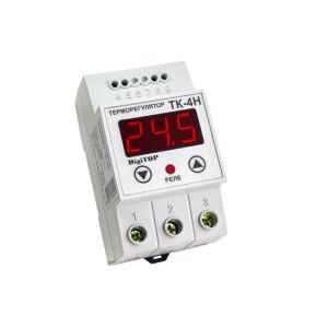 Терморегулятор одноканальный ТК-4н Энергохит DIN