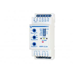 Реле напряжения 3-фазное РНПП-311.1 230/380 В