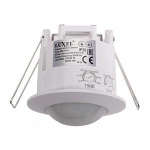 Датчик движения 0,5 Вт, ІР20, 3-2000 LUX (MS-04W)