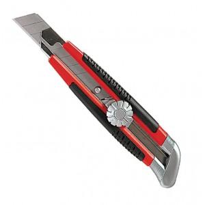Нож 18 мм. выдвижное лезвие МТХ 789149
