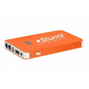 Акумулятор зовнішній+пусковий пристрій 8000мАч STURM ВС1208