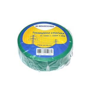 Изолента ПВХ 0,13*19мм/20 м синяя, АсКо