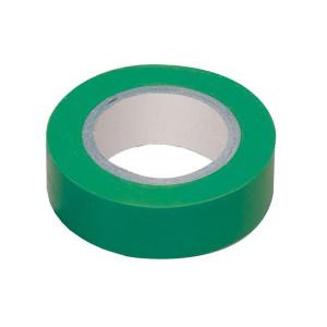 Изолента ПВХ 0,18*19мм/20 м зеленая, ИЕК