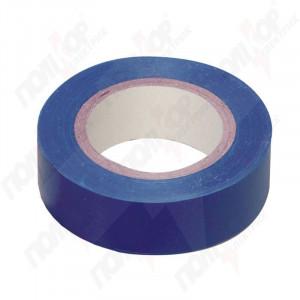 Изолента ПВХ 0,18*19мм/20 м синяя, ИЕК