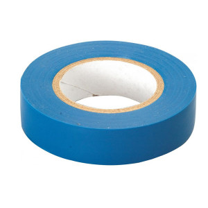 Изолента ПВХ 70х35х18 15м. синяя (ОЗОМ)