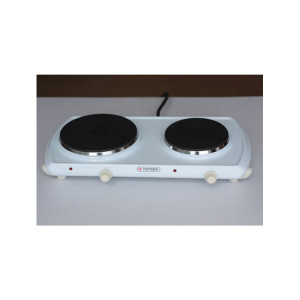 Електроплитка ЕПЧ 2-2,2/220 М2 (біла)