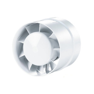 Вентилятор ДОМОВЕНТ125 ВКО осевой бытовой