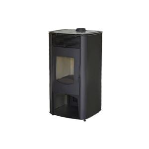 Піч Nika hidro 16 кВт, Red (Червона), wood stove, Tim Sistem