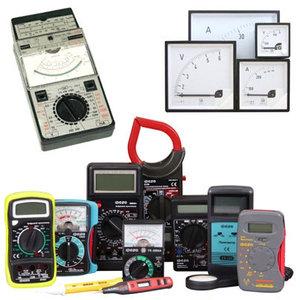 Измерительные приборы, датчики