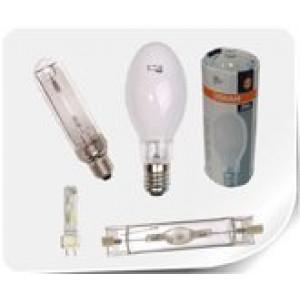 Лампы, пускорегулирующая аппаратура